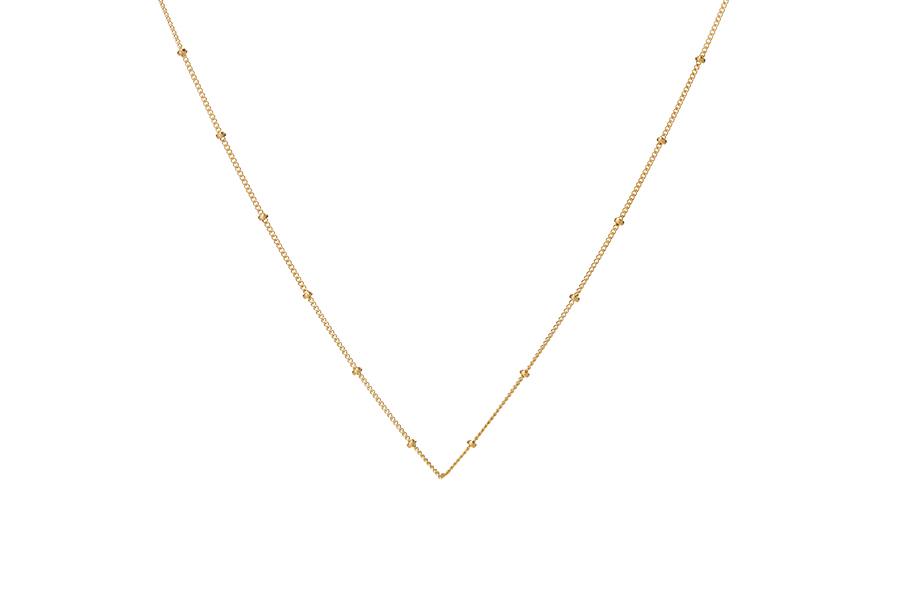 Ball chain necklace, Sabina Jewelry