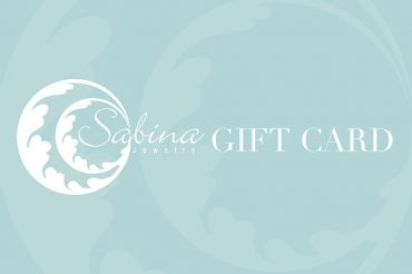 Sabina Jewelry Gift Card
