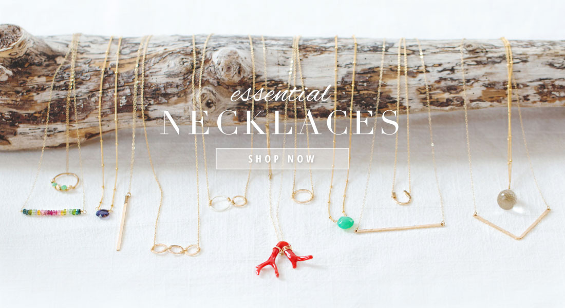 Sabina Jewelry Essential Necklaces