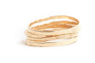 Stack Rings by SabinaJewelry.com - $75